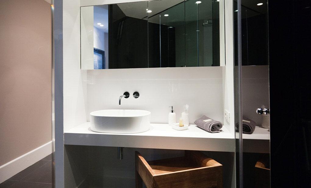 baños casa particular