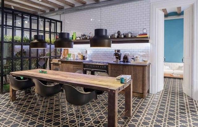 Bisazza contemporany cement tiles - Pavimentos y revestimientos