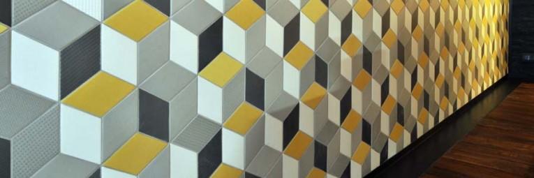 interiorismo restaurantes suelos y paredes