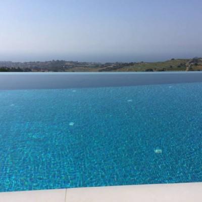 Revestimiento mosaico para piscinas en Barcelona