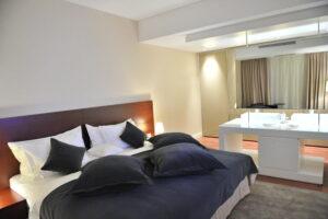proyecto hotel baño