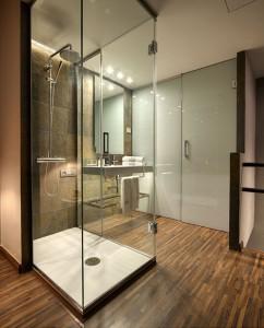 Tono Bagno Gran Derby Hotel diseño baños hotel