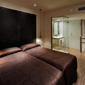 Tono Bagno Gran Derby Hotel diseño baños hotel Barcelona