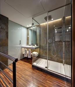 Tono Bagno Gran Derby Hotel diseños baños hotel
