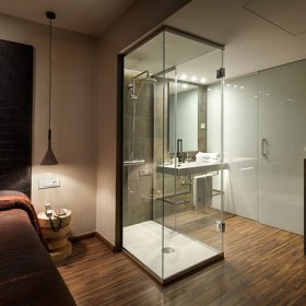 Tono Bagno Gran Derby Hotel diseños baños hotel lujo