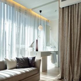 Tono Bagno Hotel Abac Barcelona baños de diseño