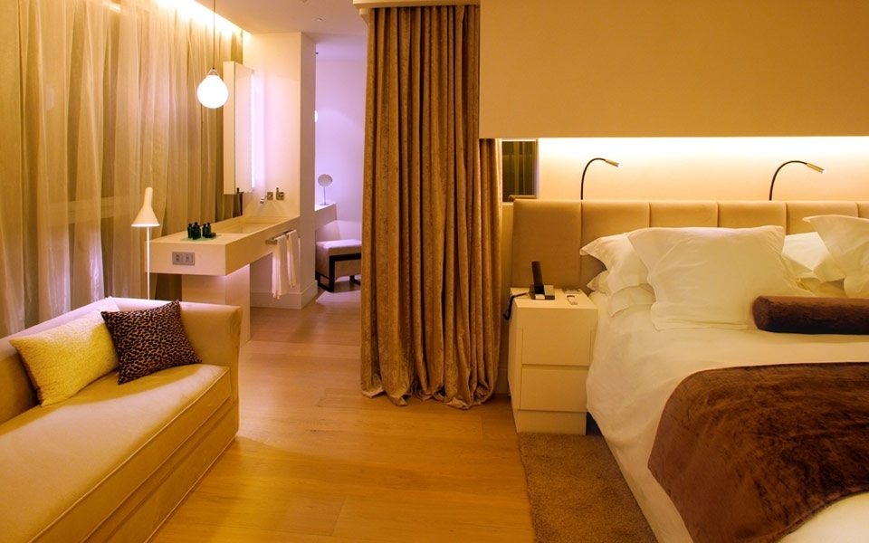 Ba os de dise o en hoteles tono bagno for Hotel barcelona diseno