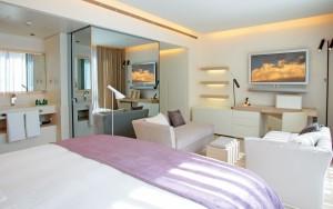 Tono Bagno Hotel Abac Barcelona baños de diseño hoteles lujo