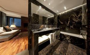 Tono Bagno Hotel Claris Baños hotel diseño Barcelona