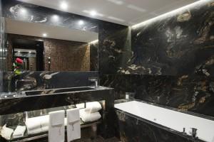 Tono Bagno Hotel Claris Barcelona Baños hotel diseño