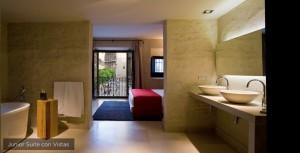 Tono Bagno Hotel Eme Sevilla Baños junior suite
