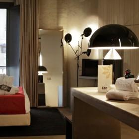 Tono Bagno Hotel Eme Sevilla diseño Baños hotel lujo