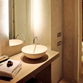 Tono Bagno Hotel Eme Sevilla diseño Baños hotel moderno