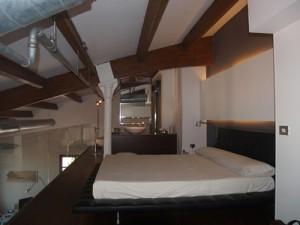 Tono Bagno Loft 22@ Barcelona baños en loft
