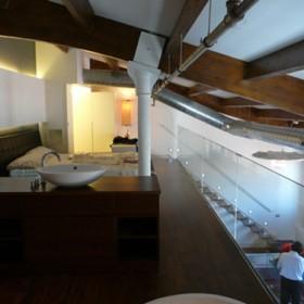 Tono Bagno Loft 22@ Barcelona diseños baño loft