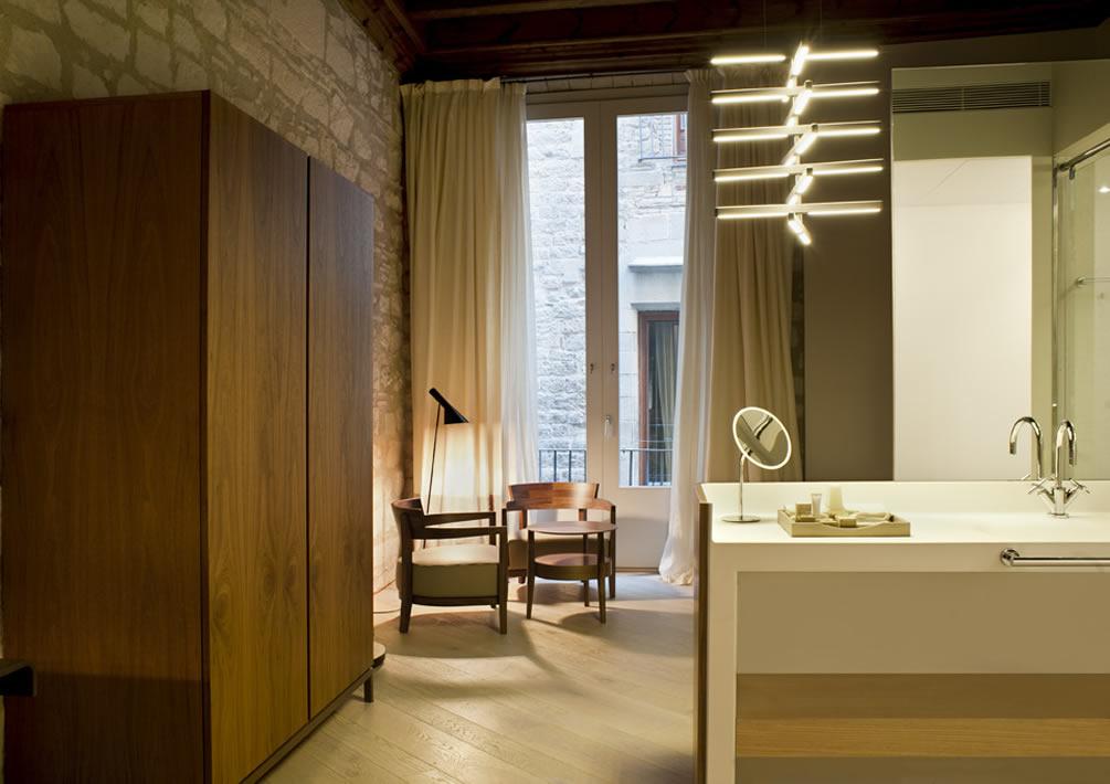 Dise o de ba os hoteles ba os modernos de dise o hoteles for Hotel barcelona diseno