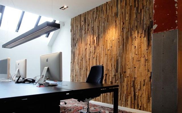 Wonderwallstudios - Revestimientos que imitan a madera