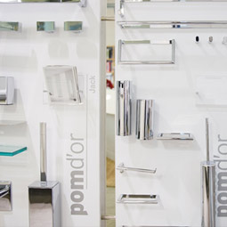 Tono Bagno, Accesorios para baños