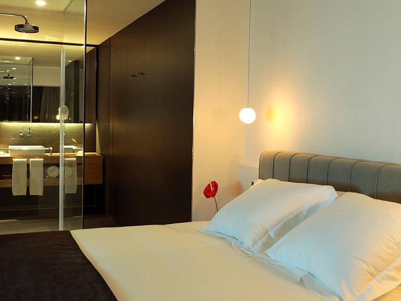 Tono Bagno, Diseño baños Hotel Ohla Barcelona