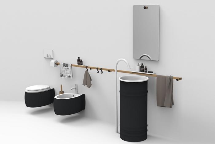 Tienda accesorios cuarto ba o barcelona tono bagno for Accesorios bano originales