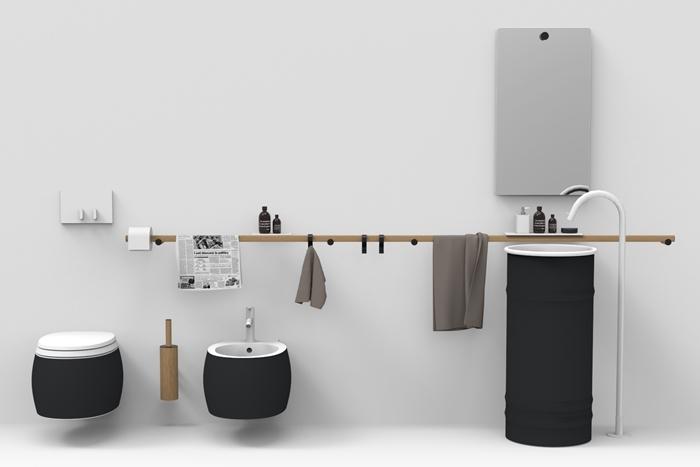 Tienda accesorios cuarto ba o barcelona tono bagno for Marcas accesorios bano