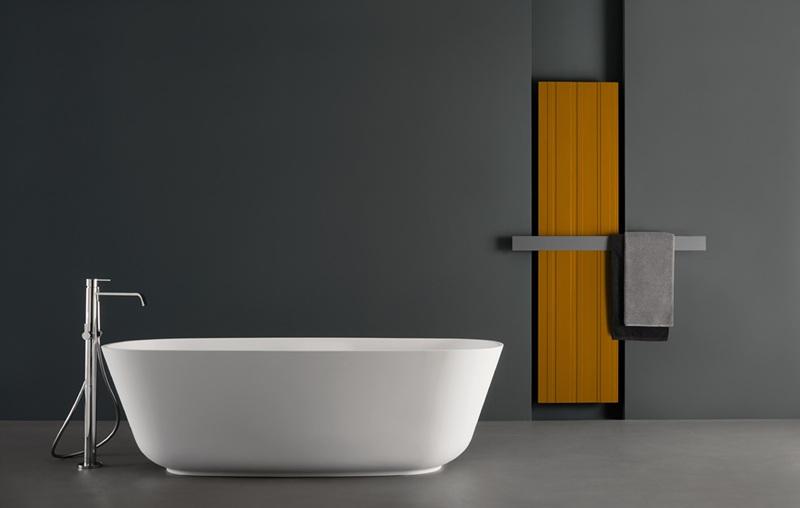 Antonio Lupi - BIT - Radiadores de diseño para baños modernos