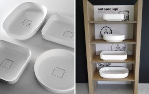 Antonio Lupi Bolo Lavabos de diseño Tono Bagno Barcelona