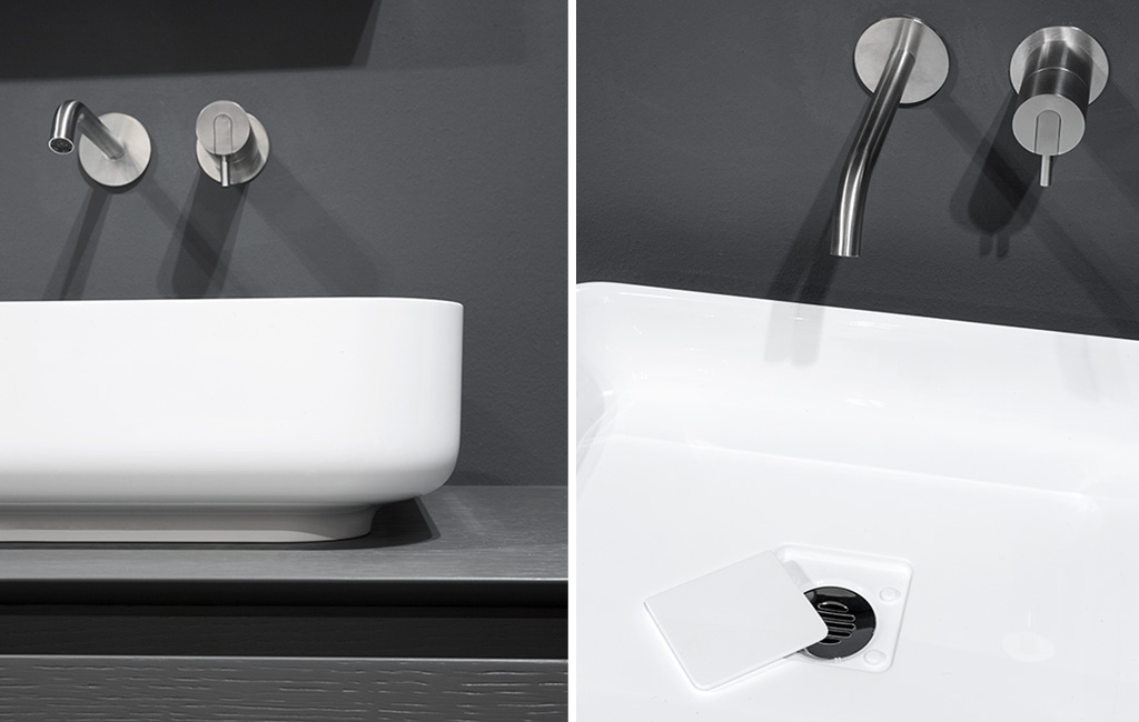 Antonio Lupi - Bolo - Lavabos diseño sobre encimera - Tono Bagno - Barcelona