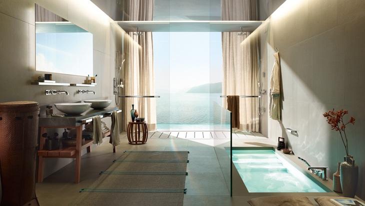 Axor Citterio E Griferia moderna Grifos para el baño Tono Bagno Barcelona