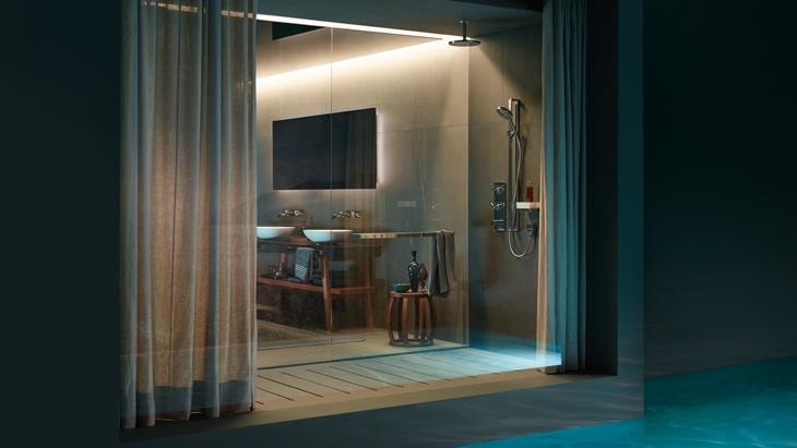 Axor Citterio E Griferia moderna de diseño Tono Bagno Barcelona