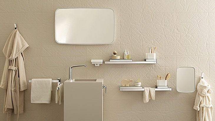 Tienda accesorios cuarto ba o barcelona tono bagno for Accesorios para ducha