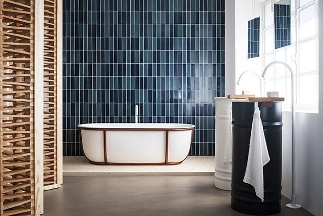Bañera de diseño cuna bathtub para el baño, bañera agape, Tono Bagno, Barcelona