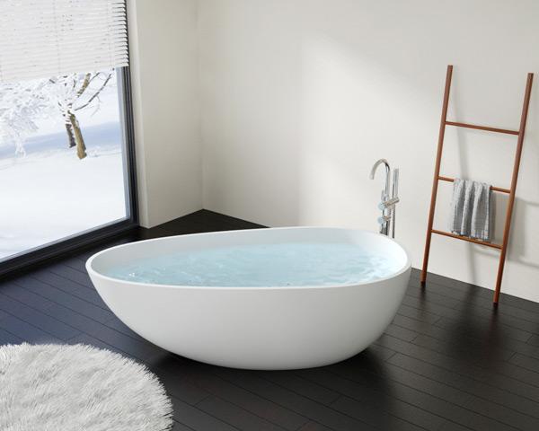 diseño de baños, bañeras exentas badeloft, Tono Bagno Barcelona