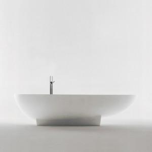 Bañera Spoon de Agape - Bañera de diseño minimalista - Tono Bagno - Barcelona
