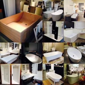 Bañeras de diseño para hoteles, apartamentos, viviendas, reformas, para extranjeros - Tono Bagno - Barcelona