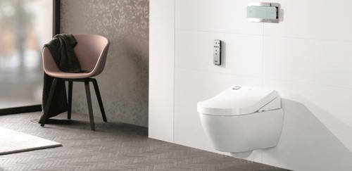 Baños de diseño ViClean VilleroyBoch Inodoros bidets modernos Tono Bagno Barcelona