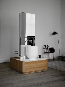 Espejo baño origin inbani