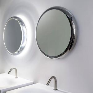Espejo para el baño Solid de AGAPE, Tono Bagno Barcelona
