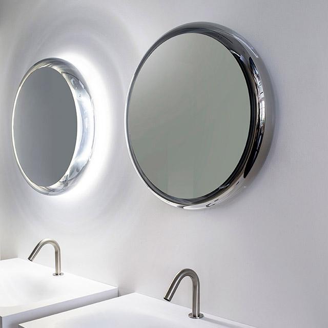 Tienda de espejos para ba os barcelona tono bagno - Espejos redondos para banos ...