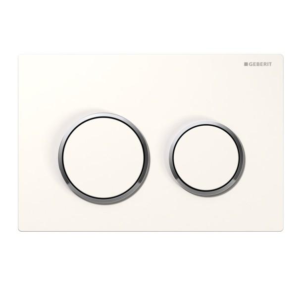 Geberit Omega 20 - cisternas y pulsadores para baño - Tono Bagno - Barcelona