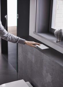 Geberit Omega - cisternas y pulsadores para baño - Tono Bagno - Barcelona