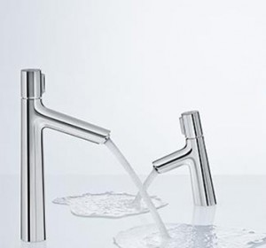Griferia para cocina y baño Hansgrohe Talis Select Griferia de diseño Tono Bagno Barcelona
