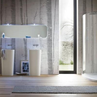 Inkiostro Bianco - Revestimiento hogar -Tono Bagno Barcelona