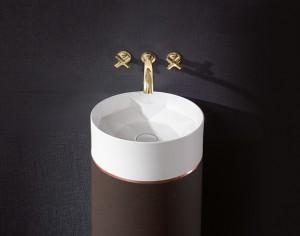 Lavabo Octagon de VilleroyBoch lavabos de diseño lavamanos Tono Bagno Barcelona