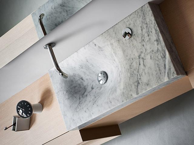 Lavabo de baño 815 de AGAPE Tono Bagno Barcelona