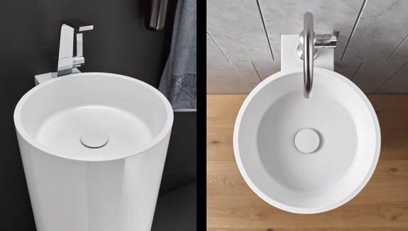 Lavabos para baño Alape