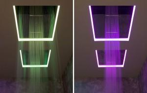 METEOXXL Antonio Lupi Duchas diseño de techo efecto lluvia Tono Bagno Barcelona