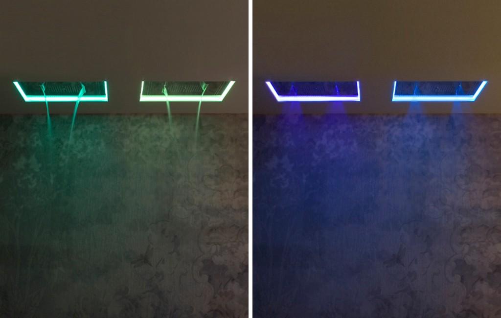 METEOXXL Antonio Lupi Duchas diseño efecto lluvia Tono Bagno Barcelona