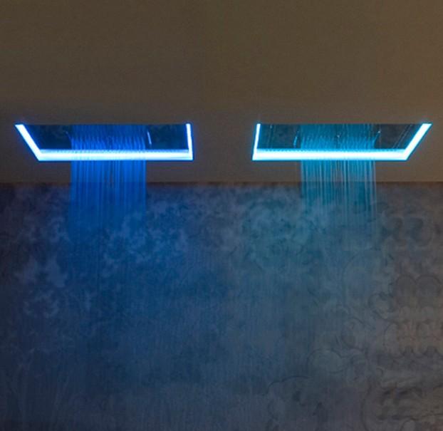 METEOXXL Antonio Lupi Duchas diseño efecto lluvia para bañeras Tono Bagno Barcelona