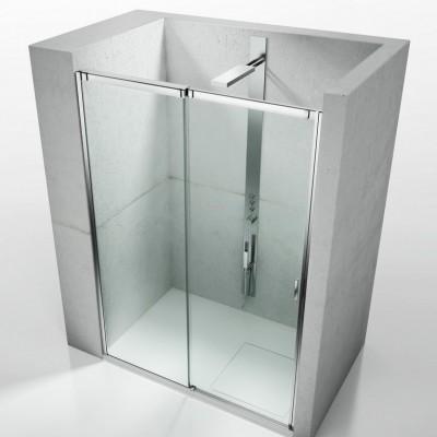 Mampara Vismaravetro Slide VN - mampara para ducha - Tono Bagno Barcelona